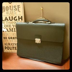 Louis Vuitton taiga briefcase